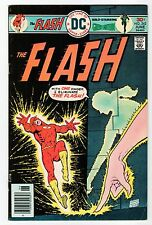 DC: THE FLASH #240 - VF June 1976 Vintage Comic