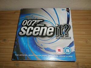 007 Scene it? DVD Board Game (Screen Life Games)