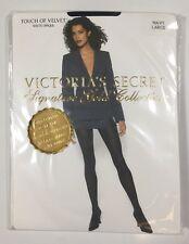 Vintage Victoria's Secret Signature Gold Collection Pantyhose Cream Size Large