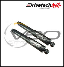 DAIHATSU SCAT F20 1.6L 12R-C 4WD 1/79-1/82 REAR DRIVETECH 4X4 ENDURO GAS SHOCKS