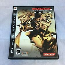 Metal Gear Solid 4: Guns of the Patriots: Limited Edition PS3
