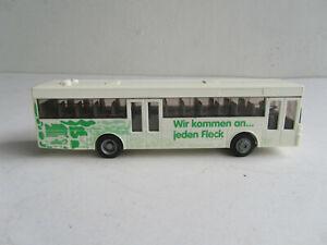 """FALLER Car System 1671 - Lienenbus """"Wir kommen an... jeden Fleck"""" ohne OVP"""