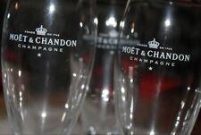 MOET CHANDON CHAMPAGNE IMPERIAL FLUTES X 6 BNIB CHEAPEST ON EBAY