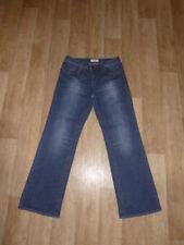 Damen-Bootcut-Jeans aus Denim mit niedriger Bundhöhe (en) Alexa
