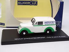 Eligor  1/43 - Renault Juvaquatre Hippofrit
