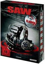 7 DVD-Box - SAW I bis VII -FSK 18++neu und ovp++