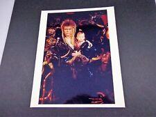 +/ Movie-Photograph-Labyrint h-Color Photograph-David Bowie Studio -Color-