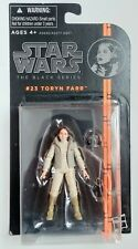 Star Wars Black Series TORYN FARR #23 3.75 Figure Hasbro 2014 moc