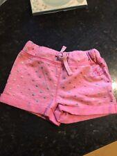 Childrensalon CakeWalk Dutch Brand Cotton Pink Shorts 92 / Age 2 Holiday
