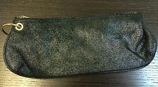 Kate Landry Black Shimmer Clutch Evening Bag