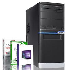 Gaming PC AMD Quad Core 4x4.00GHz 8GB RAM 2TB GeForce GTX 1050 2GB Windows 10