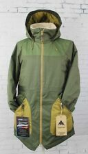 New 2018 Burton Womens Prowess Snowboard Jacket Medium Forest Knight/Rifle Green