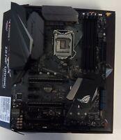 BTC-✔ ASUS ROG STRIX Z270F GAMING LGA1151 DDR4 DP HDMI DVI M.2 ATX #EB3660