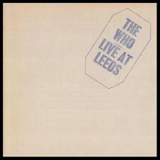 THE WHO - LIVE AT LEEDS ~ 70's D/Remaster CD ~ PETE TOWNSEND~ROGER DALTREY *NEW*