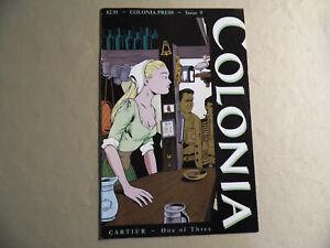 Colonia #9 (Colonia Press 2004) Free Domestic Shipping