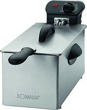 Friggitrice professionale Bomann FR 2264 inox friggitrici 3 LT 2000 W - Rotex