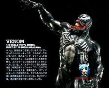 Movie Spiderman Anti Hero Venom 1/6 Figure Vinyl Model Kit 12inch.