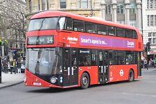 New bus for London - Borismaster LT112 6x4 Quality Bus Photo