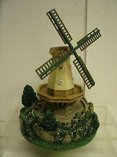 1994 Danbury Potsdam, Germany - Sanssouci Windmills of the World Collection