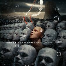 FRONT LINE ASSEMBLY Wake up the Coma CD Digipack 2019