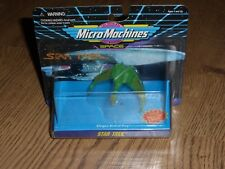 Star Trek Micro Machines Klingon Bird-of-Prey BNIB by Galoob