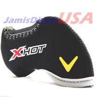 10 pcs Headcovers Set For Callaway X X2 HOT Golf Neoprene Head Cover Iron Club