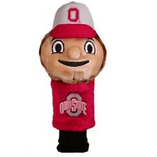 Licensed NCAA Ohio State Buckeye Mascot Golf Driver Head Cover + Bonus