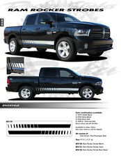 FOR DODGE RAM EE2120 Graphics Decal Emblems Stickers Stripes Trim 2009-2015