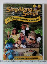 Sing Along Songs Disney World Music Karaoke DVD Filk's Safari at Animal Kingdom