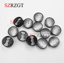 10pc 60°High Power LED lens 23mm convex lens pmma led lens with black holder DIY