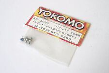 Yokomo M2.6 x 6mm FH Screws With Threadlock - SD-303S - MR-4TC-SD