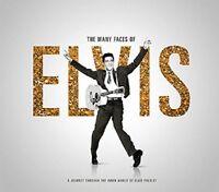 MANY FACES OF ELVIS 3 CD BOX-SET NEW!
