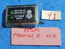 Nsm Prestige Ii Esii Cabinet Lid Selection of Displayed Hit Window