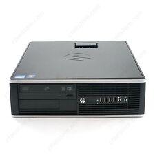 PC HP ELITE 8200 SFF - intel Core i5/ 4GB/ 250HDD/ Win7pro usato ricondizionato