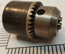 "Industrial drill or lathe chuck range 0.063"" - 0.375"" X 3/8""-24 shaft mount"
