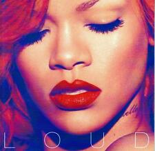 CD audio.../...RIHANNA.../...LOUD.....