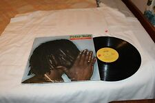 Peter Tosh LP with Original Record Sleeve-MYSTIC MAN  STEREO