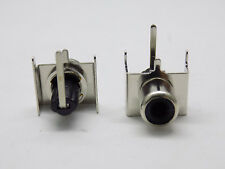 10x Right Angle RCA Female Plug AV Jack Connector Solder