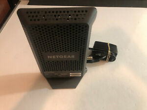 NETGEAR Cable Modem CM600 DOCSIS 3.0 (NOT FOR COX)  (READ FULL AD)
