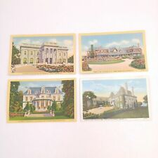 Lot of 4 Vintage Postcards from Newport Rhode Island - Unused