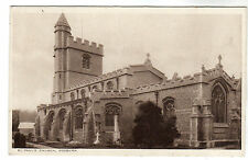 St Paul's Church - Wooburn Photo Postcard 1970 / High Wycombe