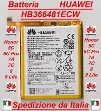 BATTERIA HB366481ECW x HUAWEI HONOR 5C - 6C PRO - 7A - 7C - 8 - 9 LITE
