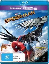 Spider-Man - Homecoming (Blu-ray, 2017) NEW