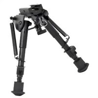 6-9 Inch Tripod Bipod Shooting Rifle Rest with QD Adapter for 20mm Rail