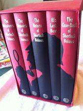 SHERLOCK HOLMES Short Stories by Sir Arthur Conan Doyle FOLIO SOCIETY