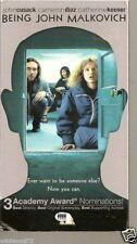 Being John Malkovich (2000, Vhs)