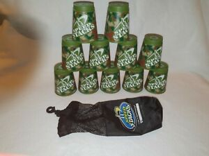 Speed Stacks Army Green Camouflage Cups Official WSSA