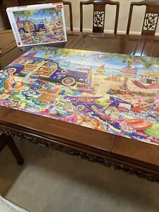 Trefl 2000 Piece Jigsaw - Tropical Holidays