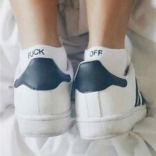 F*ck off cotton socks - Novelty peace Fuck-off attitude sock gift present