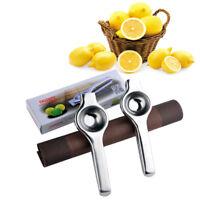 Citrus Press Stainless Steel Lemon Lime Squeezer Manual Juicer Premium Quality